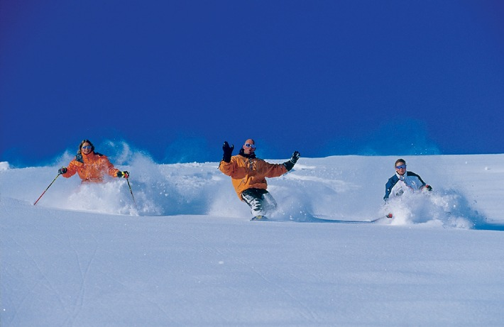 Sport und Spass im Zillertaler Winter