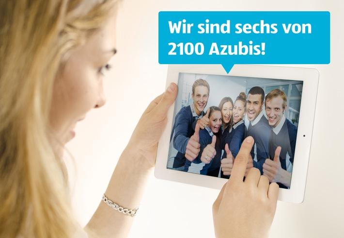 dbbcd3b08d ▷ Azubis starten ihre Karriere bei ALDI SÜD | Presseportal