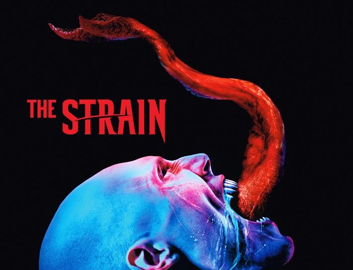 "Gruselfaktor bei Sky: zweite Staffel des Vampir-Schockers ""The Strain"" ab 17. September"
