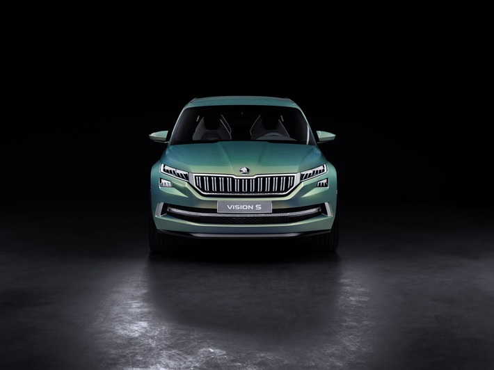 Auto China 2016 in Peking: SKODA startet SUV-Offensive in China