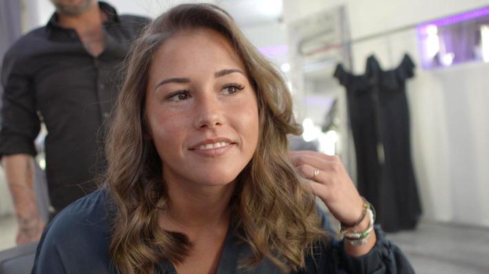 """Neue Haare, neues Ich: Sarah Lombardi bei """"Einfach hairlich - Die Friseure"""""""