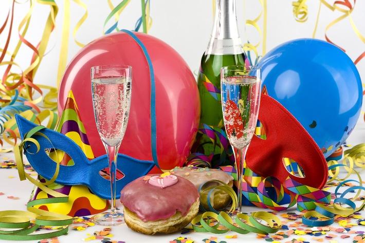 Mit Diabetes gut durch die Karnevalszeit / Party ja - Unterzuckerung nein!