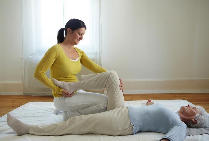 Shiatsu als Therapie bei chronischen Schmerzen / Internationale Shiatsu-Tage, 09. - 17. September 2013 (BILD)
