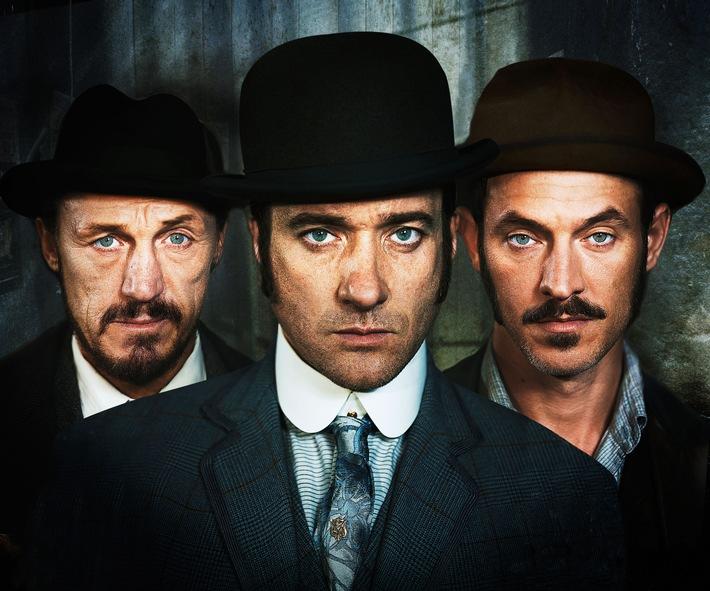"""ZDFneo zeigt dritte Staffel """"Ripper Street"""" als Free-TV-Premiere"""