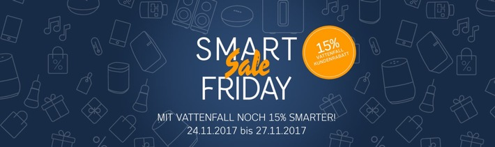 "Clever sparen am ""Smart Friday"""