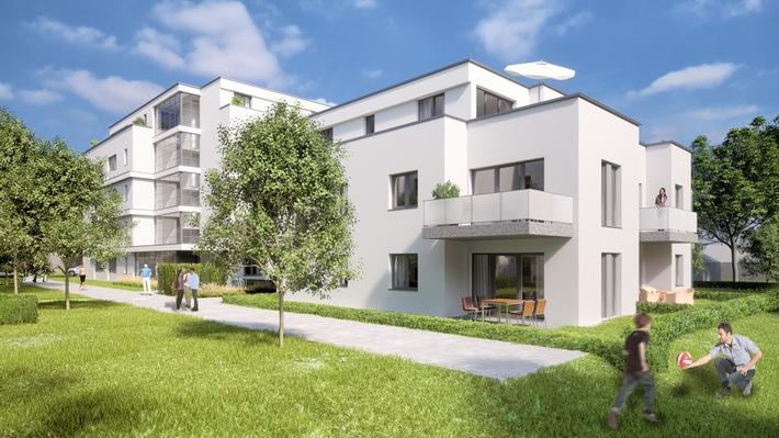 Das Regionalbüro Hannover baut in Langenhagen im Graneweg
