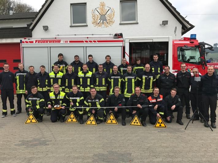 FW-OE: Lehrgang ABC Teil A endet in Lennestadt - Elspe