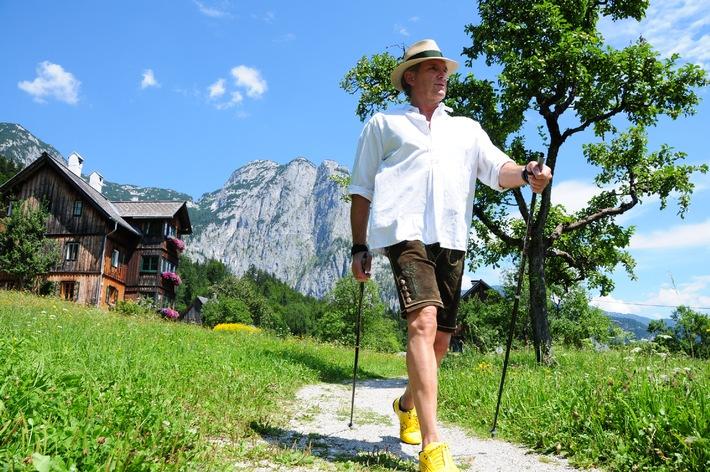 Attraktive Nordic Walking-Urlaube bei 50plus Hotels! - BILD