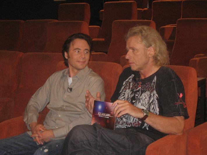 """Thomas Gottschalk interviewt Bully auf Tele 5 Herbig: """"Mich wollte keine Filmschule nehmen!"""""""