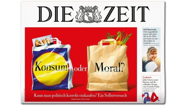 """DIE ZEIT 42/17. Weiterer Text über ots und www.presseportal.de/nr/9377 / Die Verwendung dieses Bildes ist für redaktionelle Zwecke honorarfrei. Veröffentlichung bitte unter Quellenangabe: """"obs/DIE ZEIT"""""""