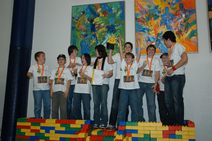 FIRST LEGO League feiert einen neuen Champion