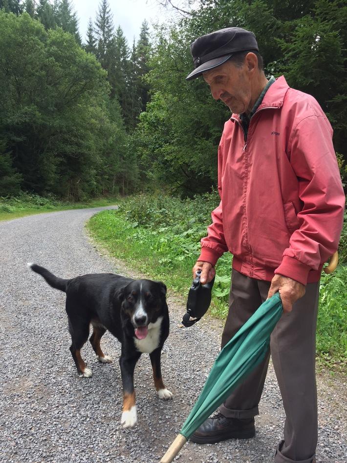 POL-FR: Lkrs. Breisgau-Hochschwarzwald, Bereich Wutachschlucht: 1. Folgemeldung zu - Vermisste Person mit Hund unterwegs