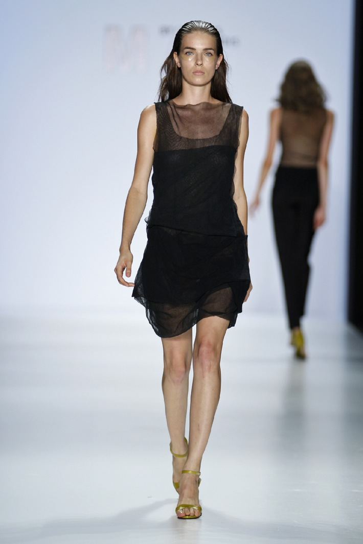 M by Kostas Murkudis auf der Mercedes-Benz Fashion Week Berlin