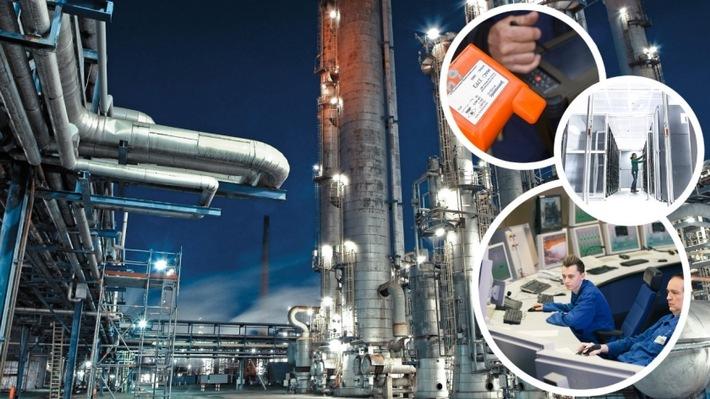 Digitalisierung und Industrie 4.0 in der Raffinerie