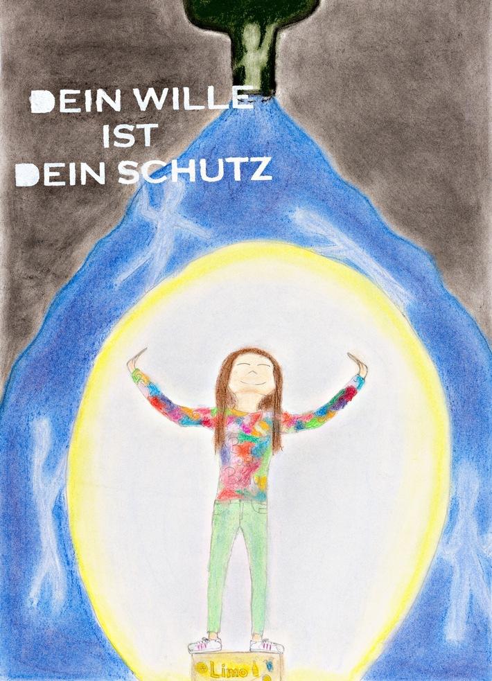 Siegerbild von Laura Podien (14); Foto DAK-Gesundheit/Wigger