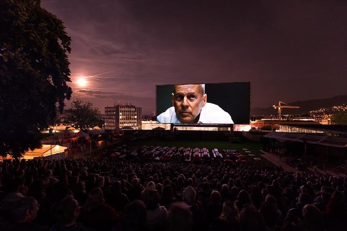 OrangeCinema Bern - famoser Kinosommer auf der Grossen Schanze (Bild)