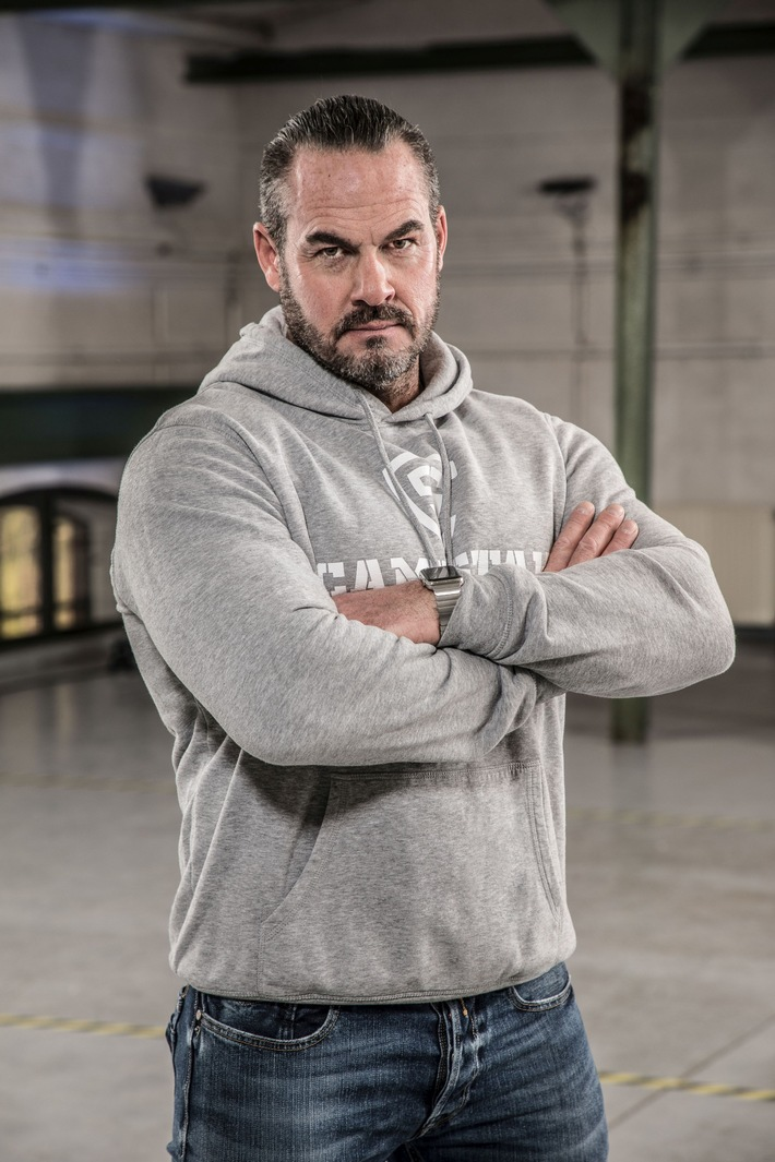 "Neu bei RTL II: ""Stahl:hart gegen Mobbing"""