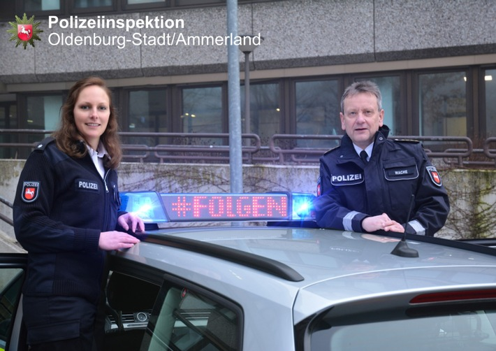 Pol Ol Die Polizeiinspektion Oldenburg Stadtammerland Startet