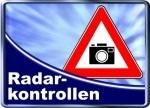 Geschwindigkeitskontrollen vom 24.07. - 30.07.2017