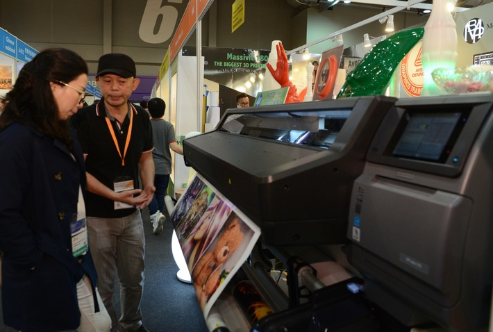 Innovativer 3D- und Digitaldruck - die Hong Kong International Printing & Packaging Fair