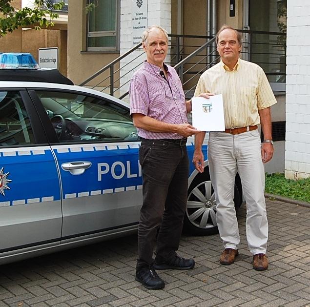 POL-REK: Wolfgang Overath im Ruhestand - Rhein-Erft-Kreis