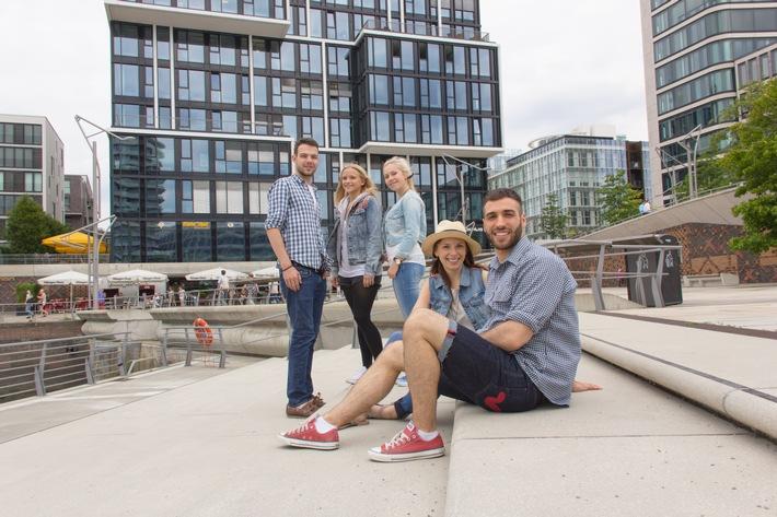 Praxisnahes Studium in der Hafencity / Offener Campustag an der MSH Medical School Hamburg