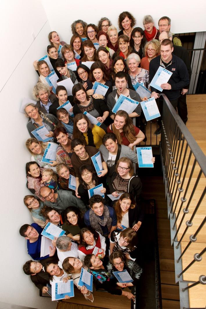 Heilpraktikerschule Luzern: 73 Absolventen erhalten ihre Diplome
