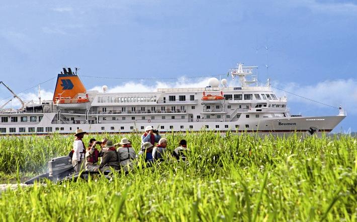 BREMEN kommt runderneuert aus der Werft