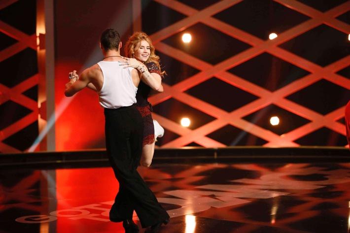 Premiere: Palina Rojinski tanzt zum ersten Mal Cha-Cha-Cha