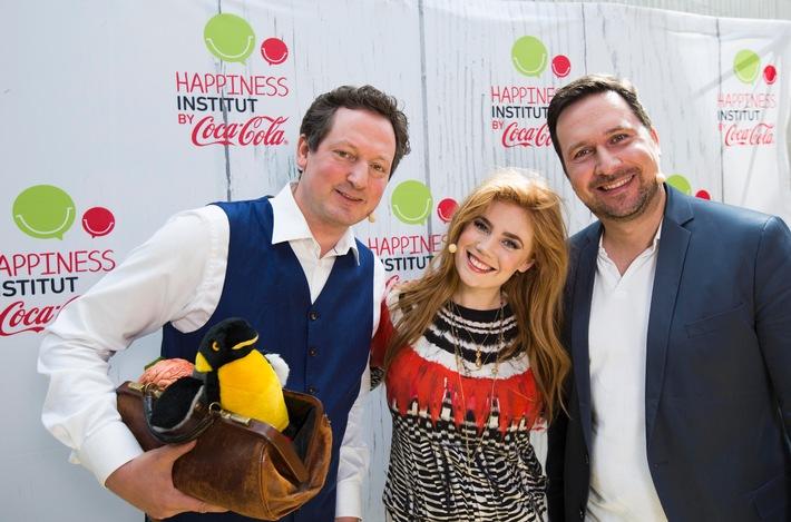 Coca-Cola Happiness Kongress am 23. und 24. Mai 2014 in Berlin