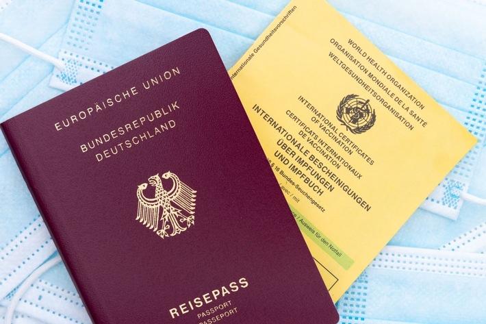Urlaub 2021: Corona beeinflusst Reisepläne von jedem Zweiten