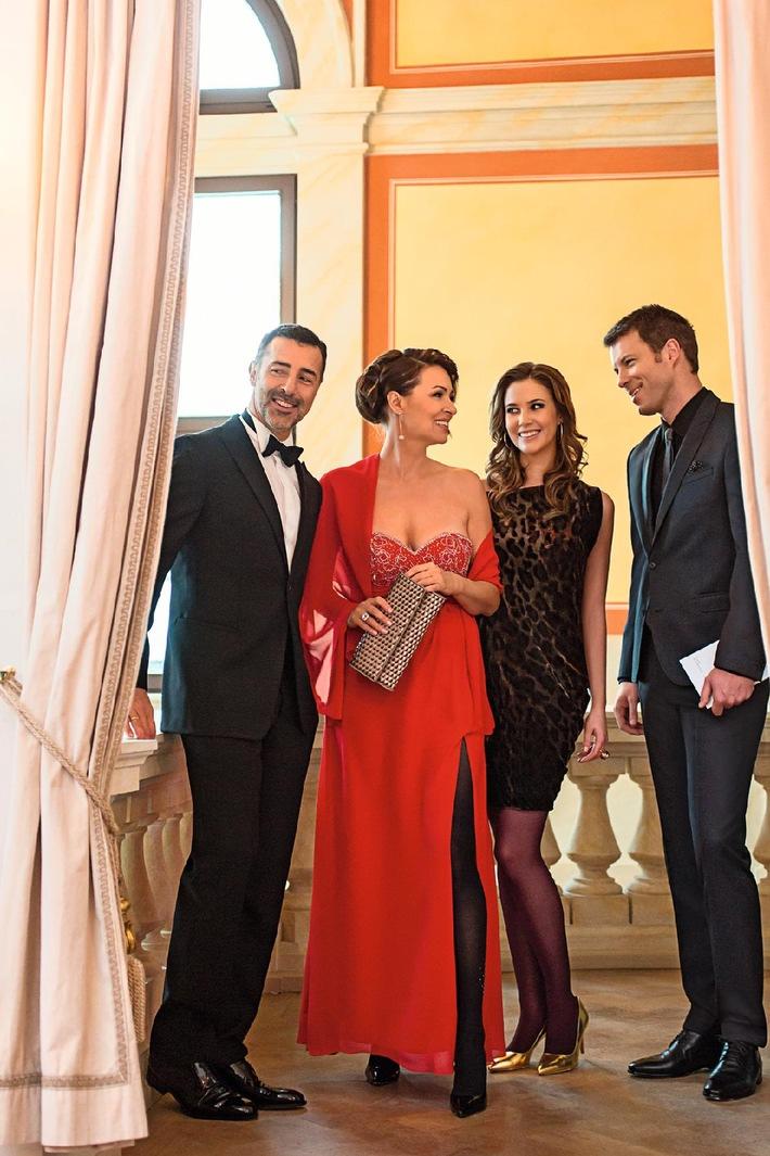 medi ist Partner der Bayreuther Festspiele 2014 / Klassik trifft Kompression - zweiter Akt