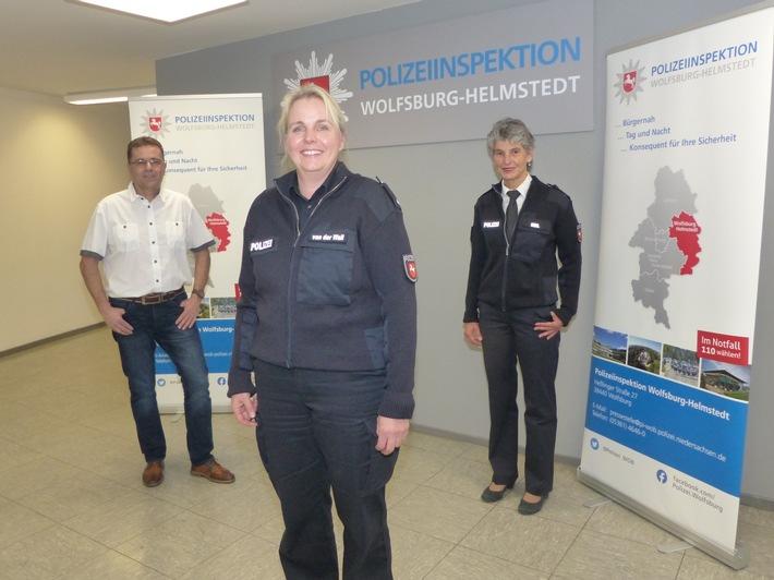 POL-WOB: Nina van der Wall neue Kontaktbeamtin Innenstadt