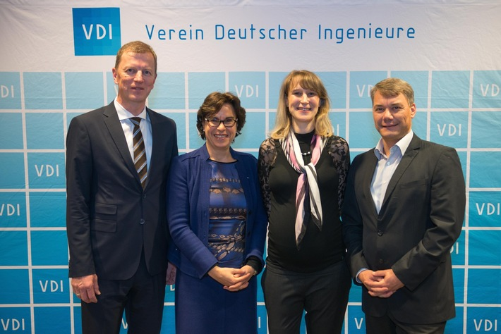 Dr.-Ing. Simone Oehler awarded Ring of Honour by the VDI - Recognition for outstanding achievements in medical technology
