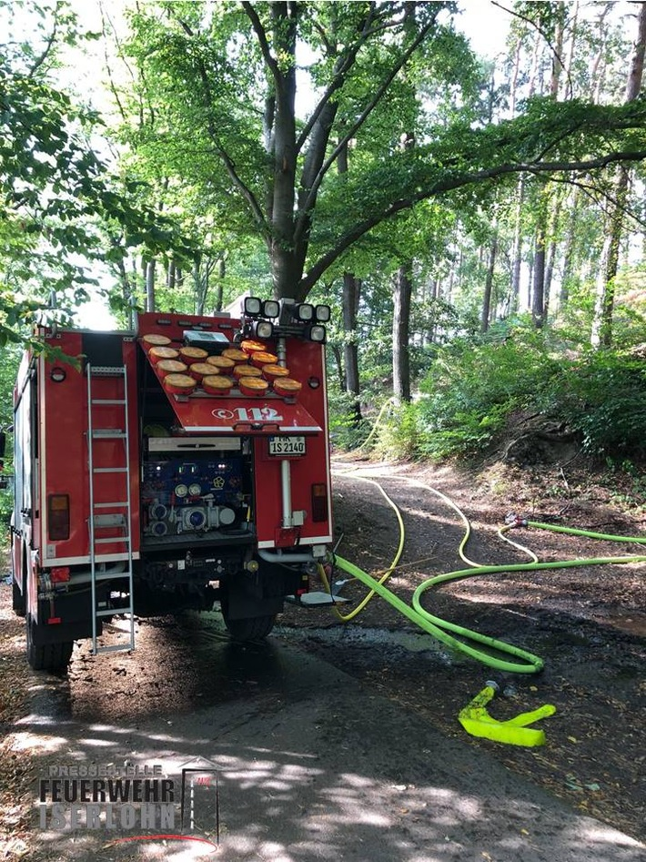 Foto: Feuerwehr Iserlohn Pressestelle