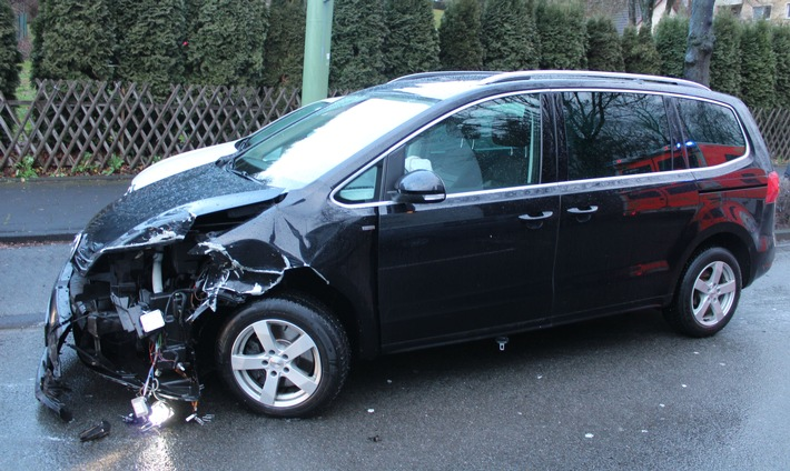 Unfall Eppenhauser Straße