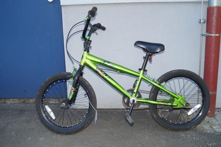 Auf diesem Bild ist das Fahrrad zu sehen