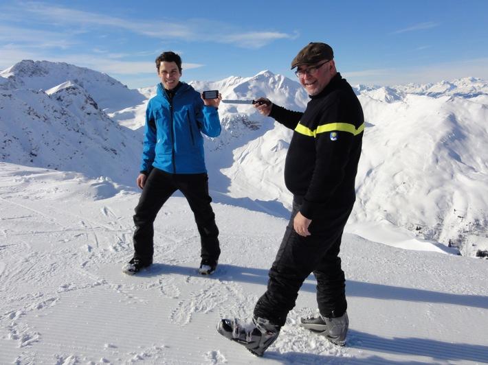 Gipfeltreffen von PeakFinder und PanoramaKnife (BILD)