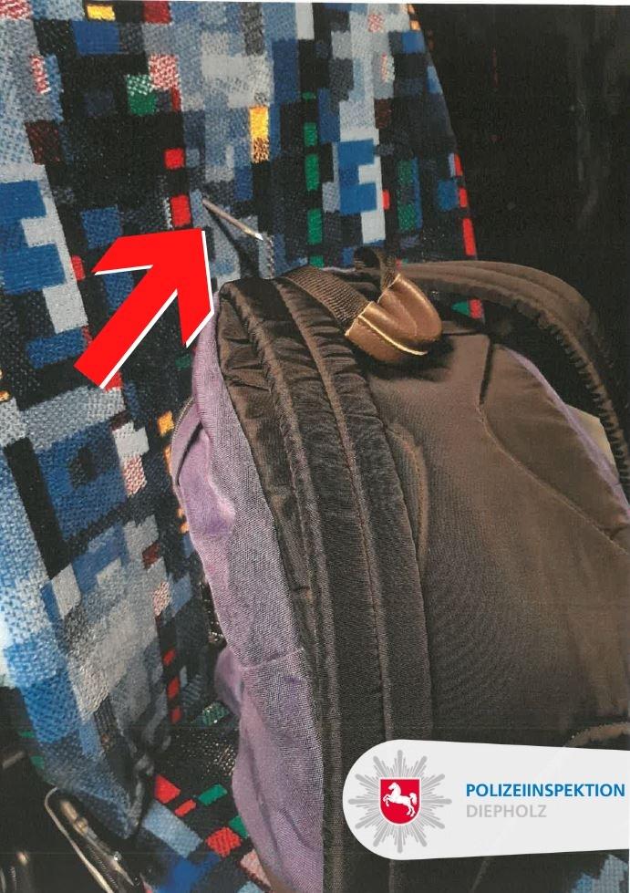 POL-DH: +++ Nagel in Bussitz platziert +++ erneuter Einschleichdiebstahl im Bereich Weyhe +++ B6 in Syke-Barrien nach Unfall gesperrt