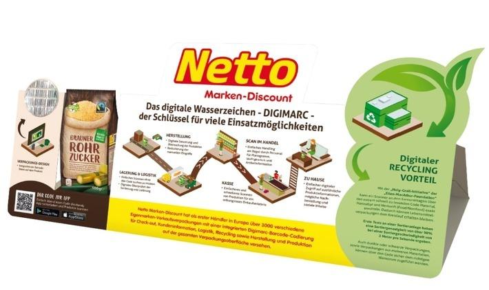 """Netto Marken-Discount gewinnt Gold-Award für innovatives Verpackungssystem seiner Eigenmarkenartikel / Weiterer Text über ots und www.presseportal.de/nr/72216 / Die Verwendung dieses Bildes ist für redaktionelle Zwecke honorarfrei. Veröffentlichung bitte unter Quellenangabe: """"obs/Netto Marken-Discount AG & Co. KG"""""""