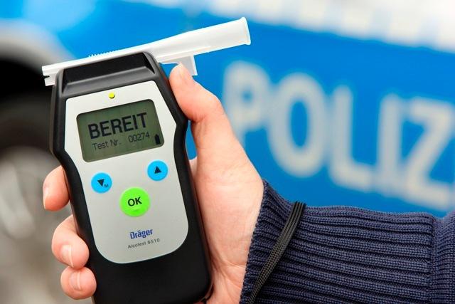 POL-REK: Alkoholisierten Fahrer gestellt - Erftstadt
