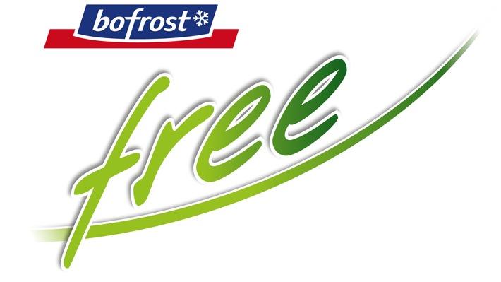 """Logo bofrost*free Die Verwendung dieses Bildes ist für redaktionelle Zwecke honorarfrei. Veröffentlichung bitte unter Quellenangabe: """"obs/bofrost*"""""""