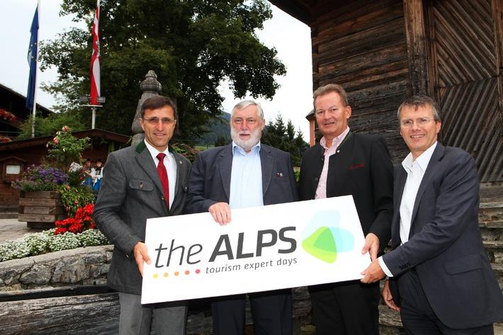 theALPS 2012 versammelt Top-Entscheider des internationalen Alpentourismus in Tirol - BILD