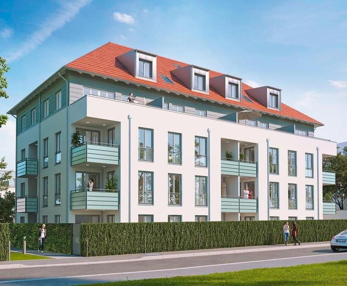 """BPD Immobilienentwicklung """"am wasserschloss"""", Vorderhaus"""