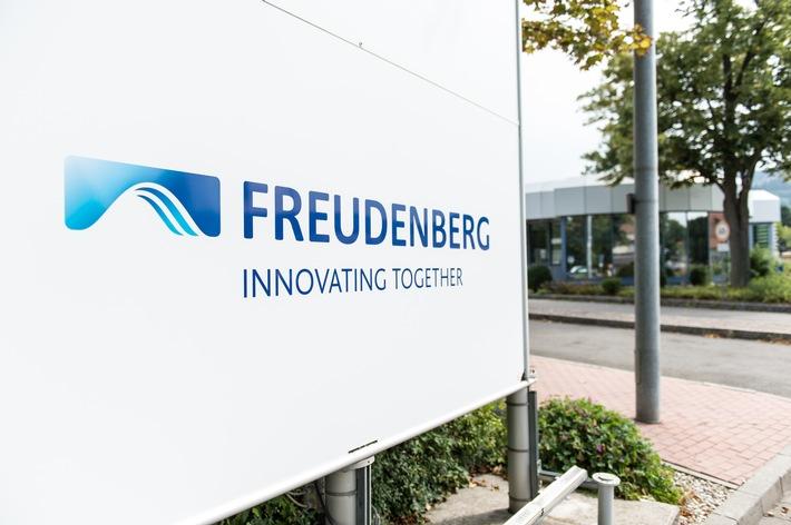 Freudenberg Gruppe in herausforderndem Umfeld profitabel gewachsen
