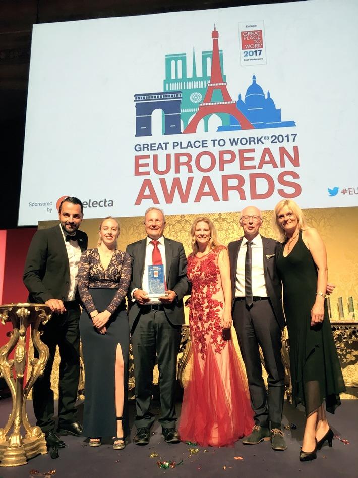 Pascoe: Mit viel Liebe an die Spitze von Europa!   Naturmedizin-Hersteller nach Platz 1 in Deutschland jetzt auf Platz 8 in Europa