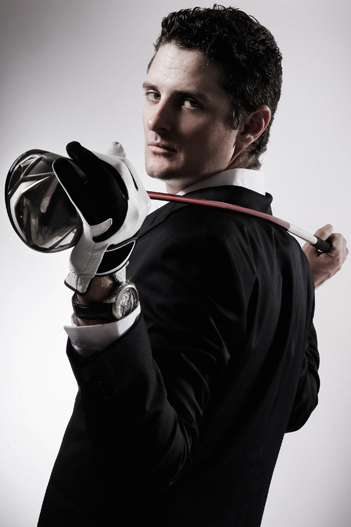 Maurice Lacroix: British golf star Justin Rose new brand ambassador