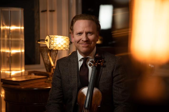Europe @ Home: Daniel Hope celebra a diversidade musical na Europa