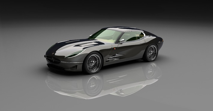 LYONHEART K: A New, Truly British Luxury Sports Car
