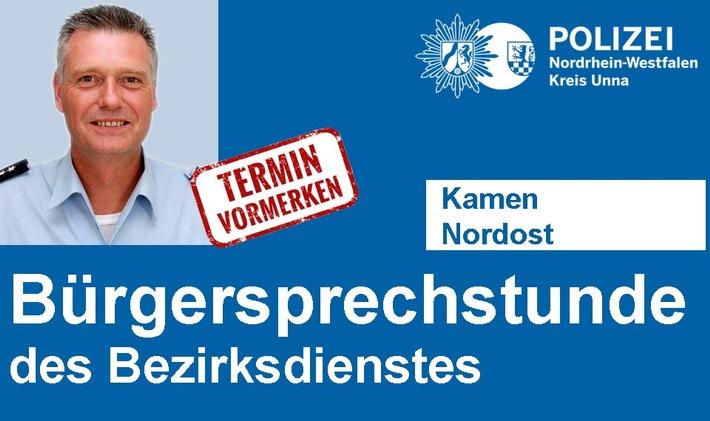 Bürgersprechstunde Frank Ellerkmann